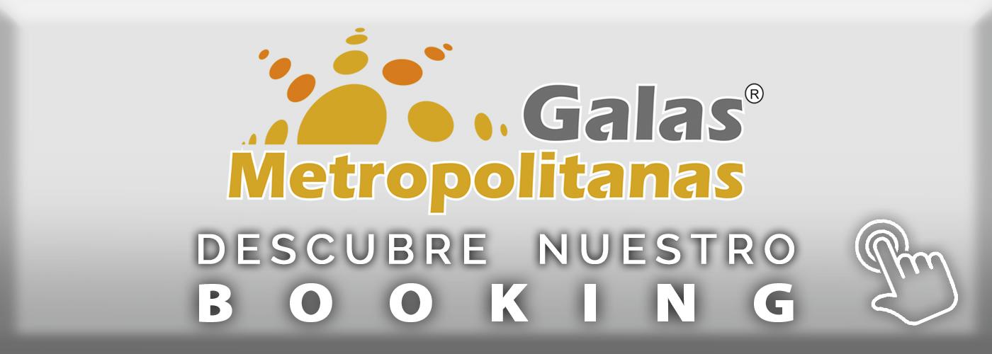 Descubre los Artistas de Galas Metropolitanas